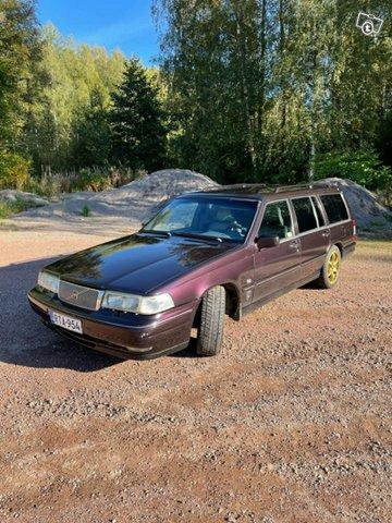 Volvo 960, kuva 1