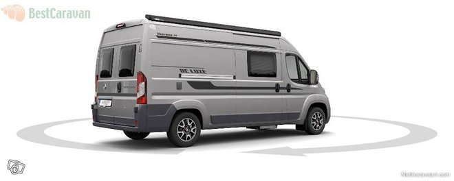 Hobby Vantana DeLuxe K65 ET TULOSSA 09/2021