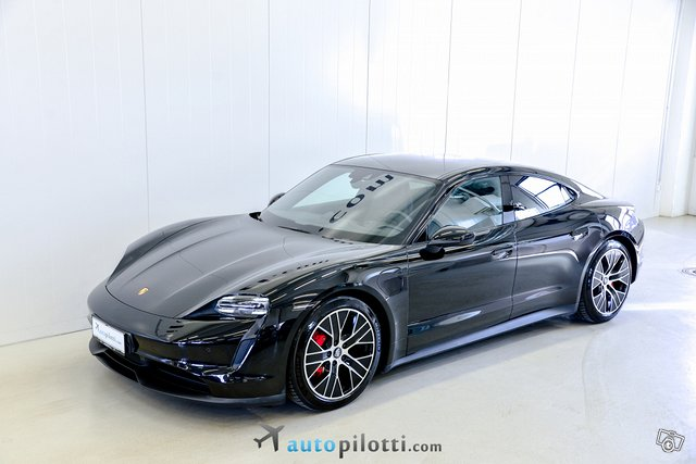 Porsche Taycan, kuva 1