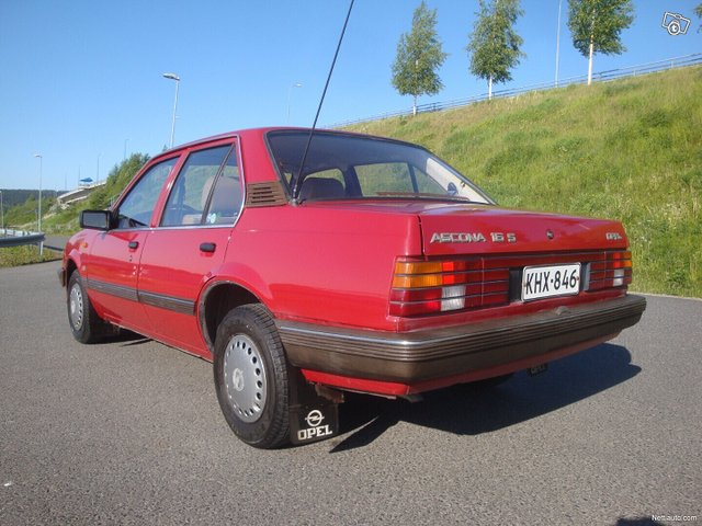 Opel Ascona 3