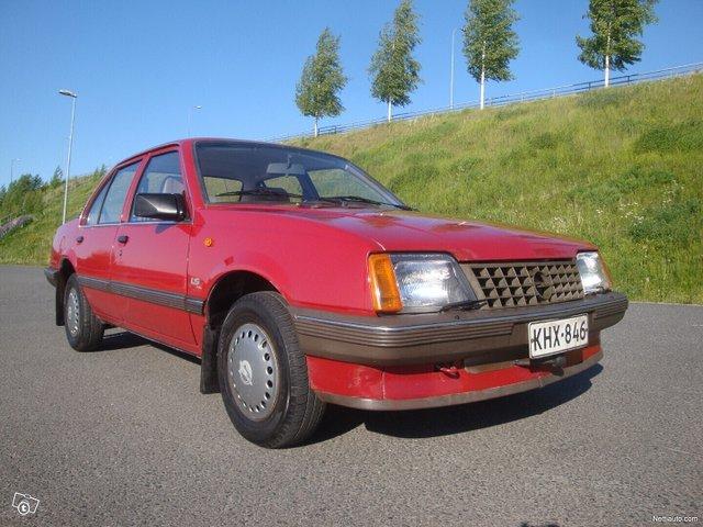 Opel Ascona 14