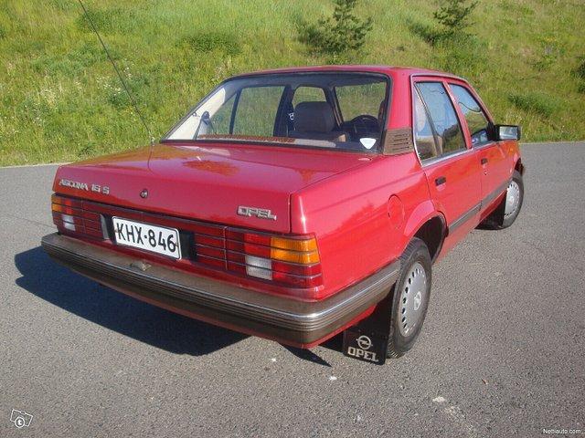 Opel Ascona 17
