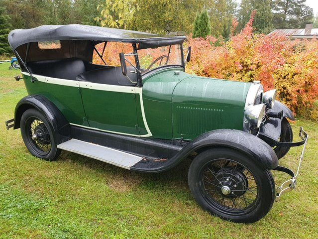 Ford A-Ford
