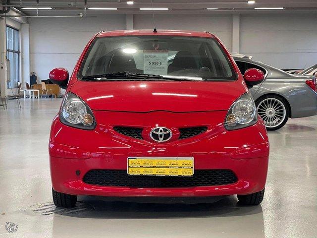 Toyota AYGO, kuva 1