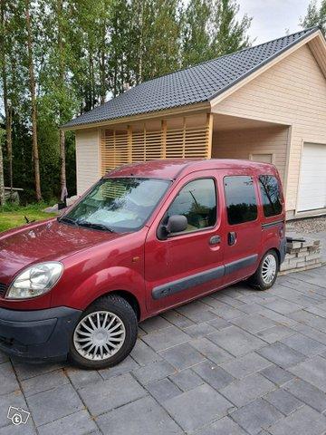 Renault Kangoo, kuva 1