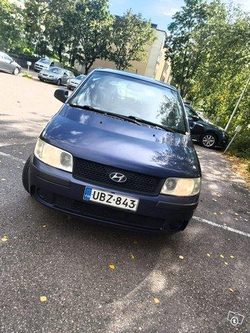 Hyundai Matrix, kuva 1
