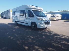 Hobby Optima ONTOUR T65 HFL, Matkailuautot, Matkailuautot ja asuntovaunut, Hyvinkää, Tori.fi
