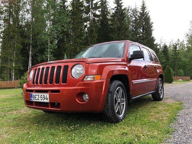 Jeep Patriot 1