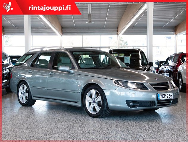 Saab 9-5 1