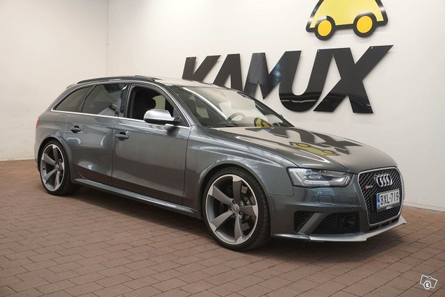 Audi RS4, kuva 1