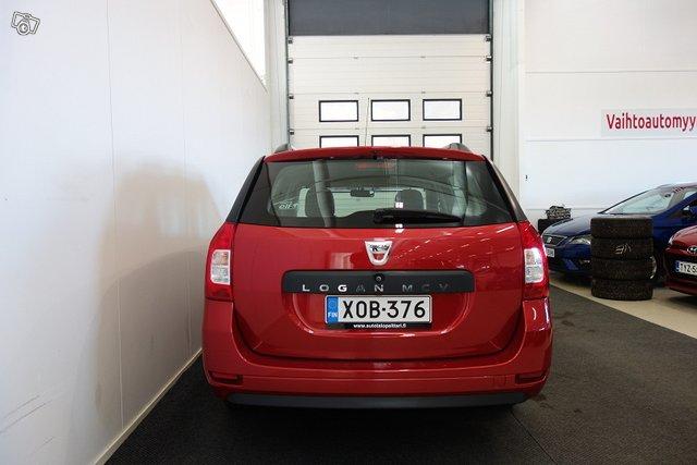Dacia LOGAN MCV 12