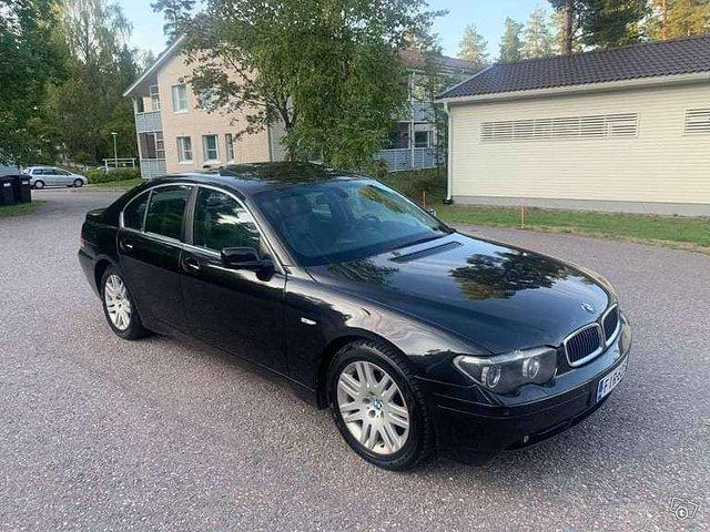BMW 7-sarja 1