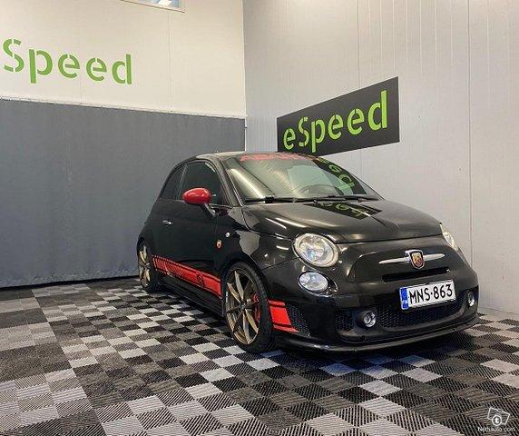 Fiat-Abarth 500 1