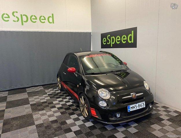 Fiat-Abarth 500 4