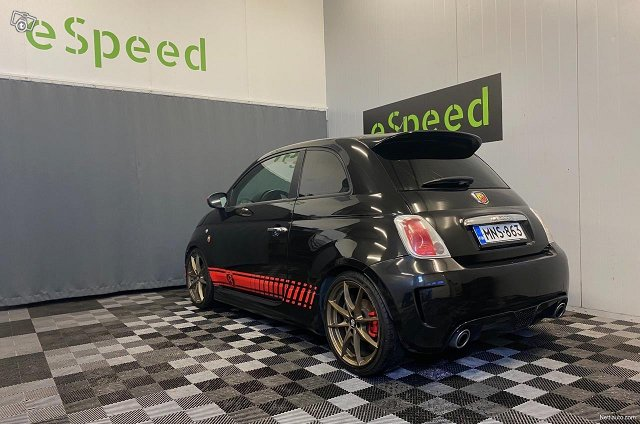 Fiat-Abarth 500 5
