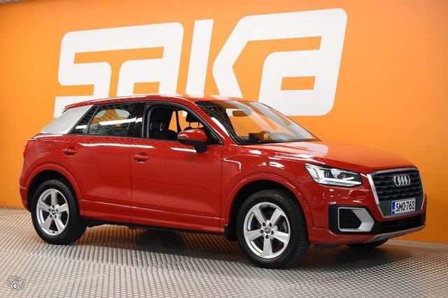 Audi Q2, kuva 1