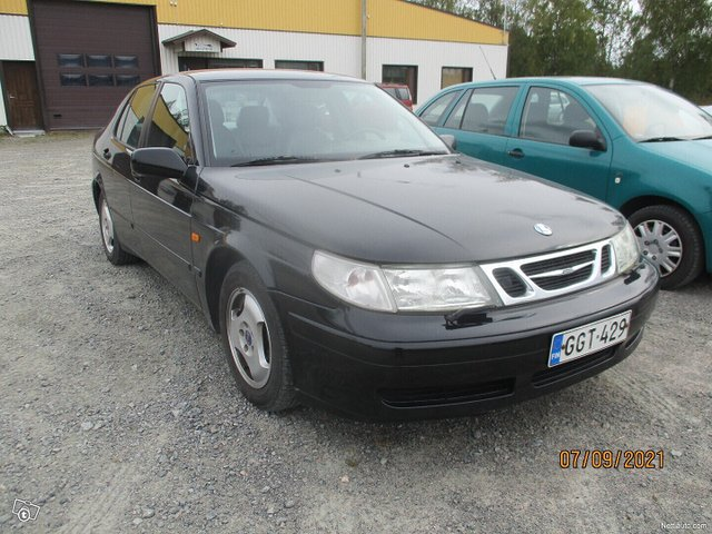 Saab 9-5 3