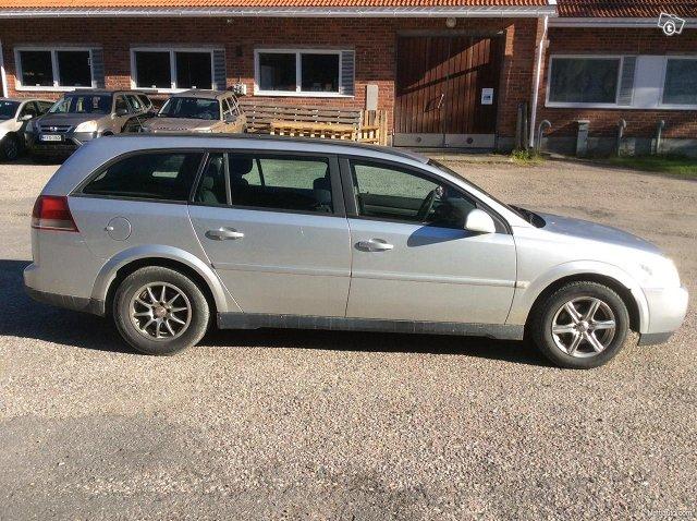 Opel Vectra 5
