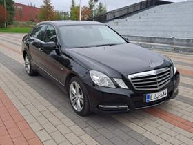 Mercedes-Benz E-sarja, Autot, Kokkola, Tori.fi