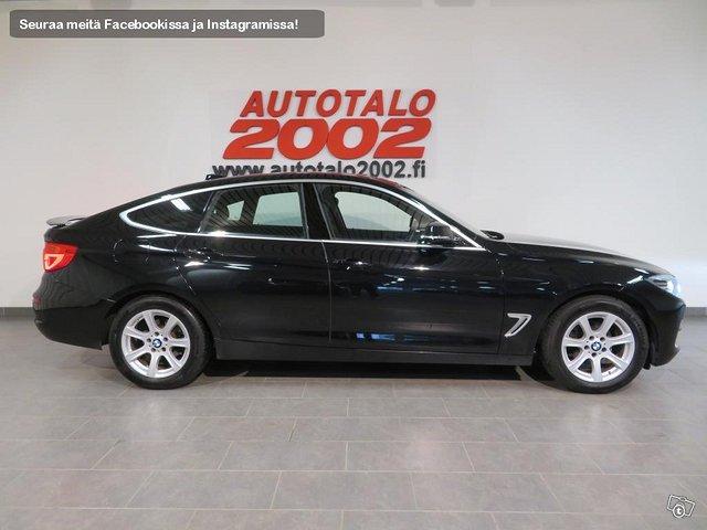 BMW 318 Gran Turismo 3