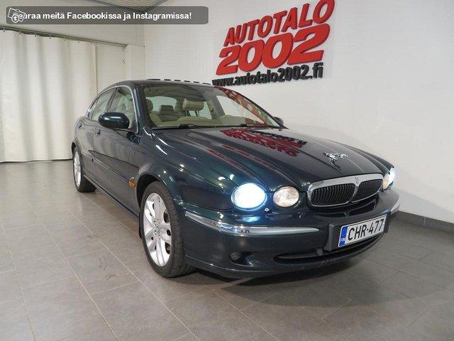 Jaguar X Type, kuva 1