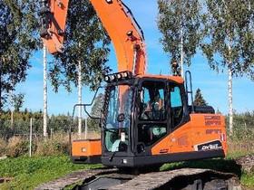 Doosan DX160HLC-5, Maanrakennuskoneet, Työkoneet ja kalusto, Joensuu, Tori.fi