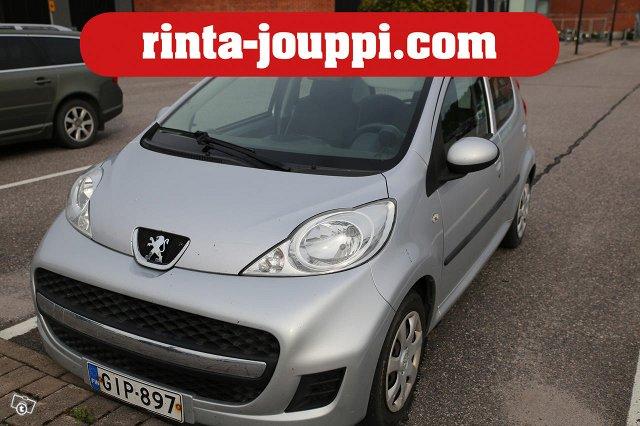 Peugeot 107, kuva 1