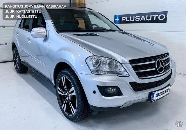 Mercedes-Benz ML, kuva 1