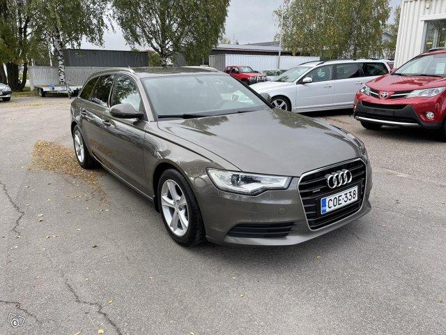 Audi A6 Avant 3.0TDI AUT. Quattro