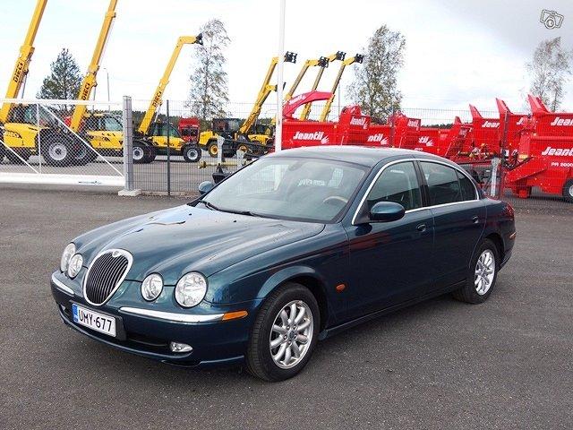 Jaguar S-Type 2