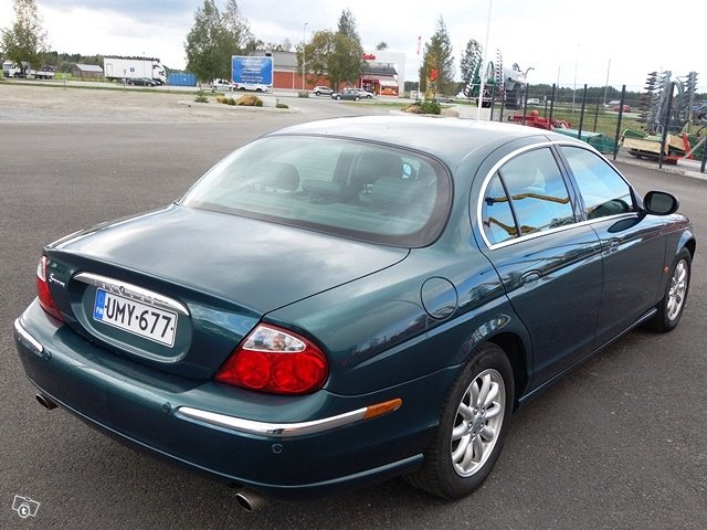Jaguar S-Type 5