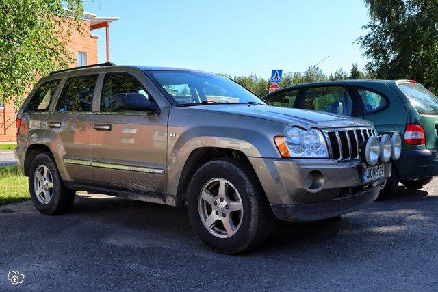 Jeep Grand Cherokee, kuva 1