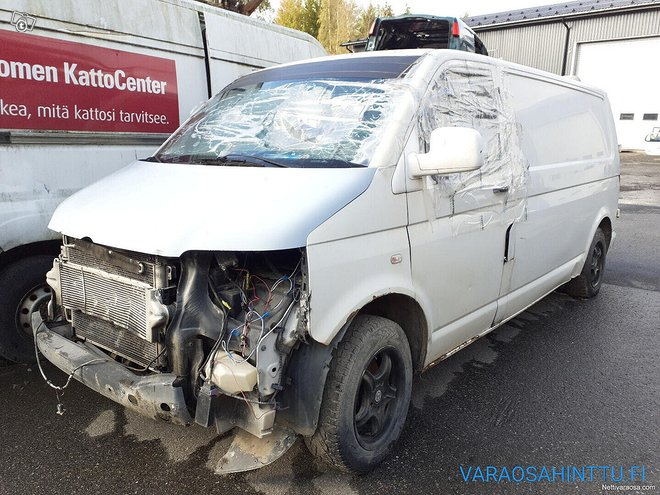 Volkswagen Transporter 2.5TDI