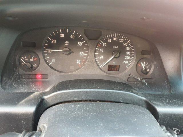 Opel Zafira 17