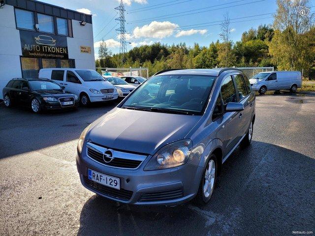 Opel Zafira 3