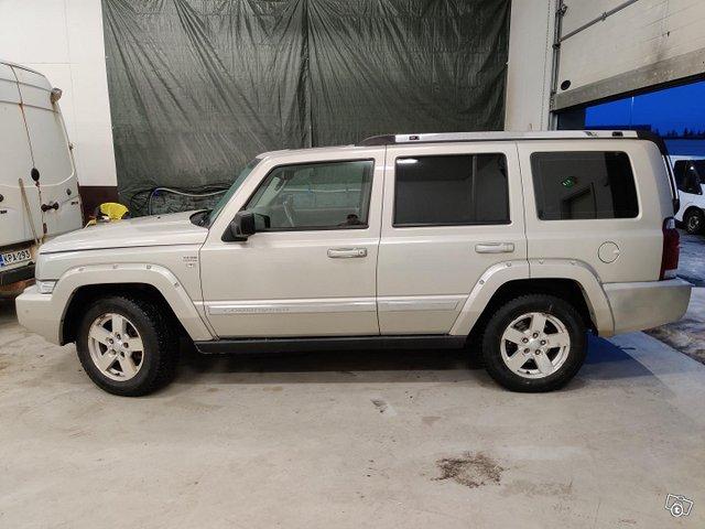 Jeep Commander 5