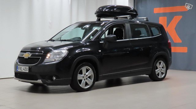 Chevrolet Orlando 1