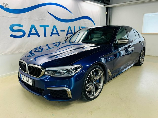 BMW M-mallit