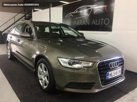 Audi A6 Avant, Autot, Joensuu, Tori.fi