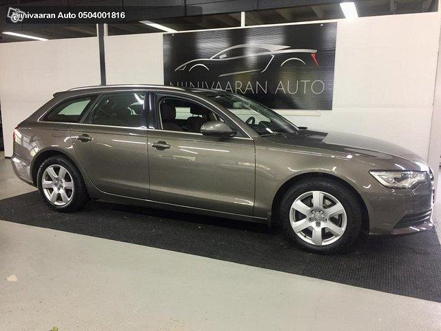 Audi A6 Avant 2