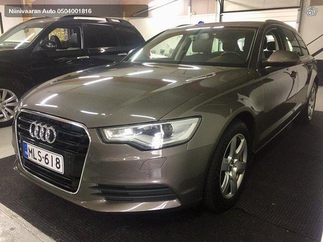 Audi A6 Avant 12