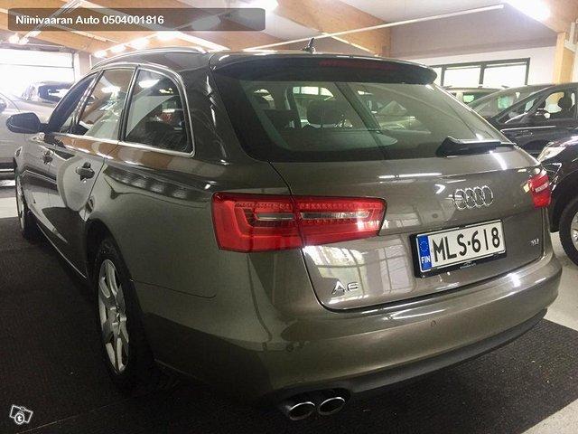 Audi A6 Avant 14