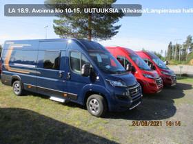 Weinsberg CaraBus 630ME Edition Scandic, Matkailuautot, Matkailuautot ja asuntovaunut, Keminmaa, Tori.fi