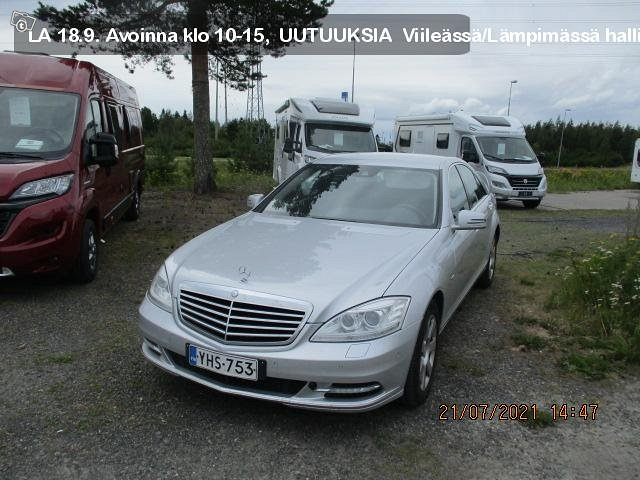 Mercedes-Benz S 350 BLUETEC 4MATIC 1
