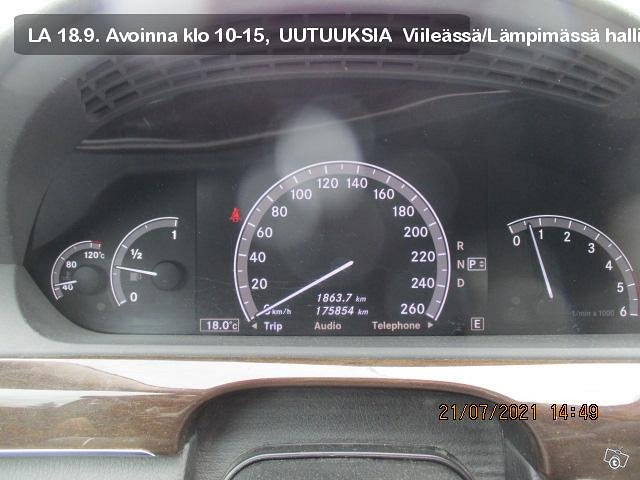 Mercedes-Benz S 350 BLUETEC 4MATIC 4