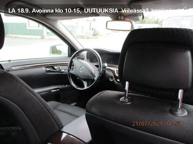 Mercedes-Benz S 350 BLUETEC 4MATIC 9