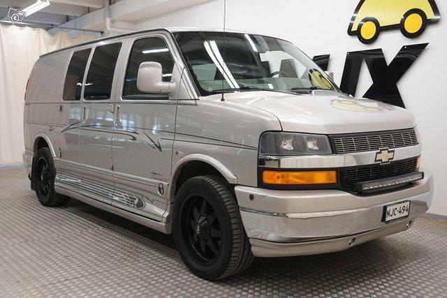 Chevrolet Chevy Van 1