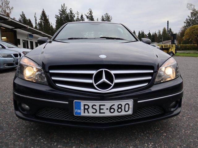 Mercedes-Benz CLC 180 Kompressor 2