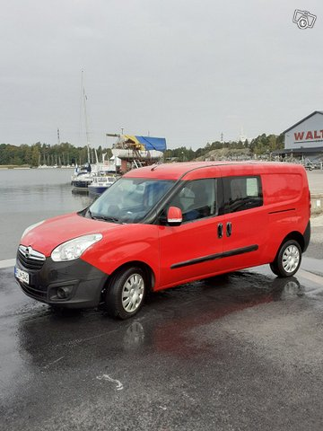 Opel Combo, kuva 1