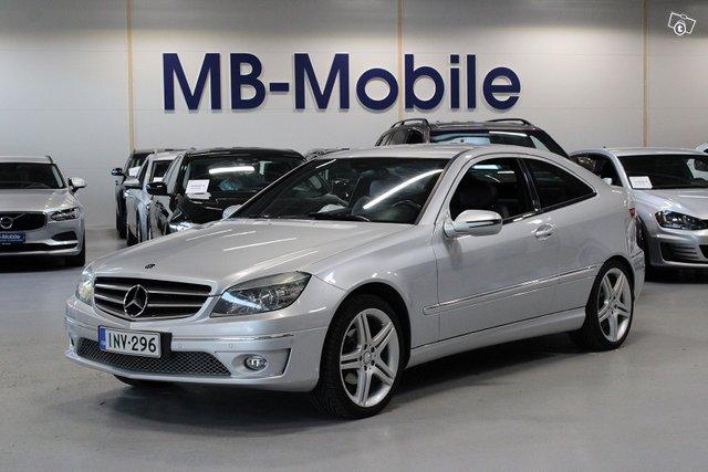 Mercedes-Benz CLC, kuva 1